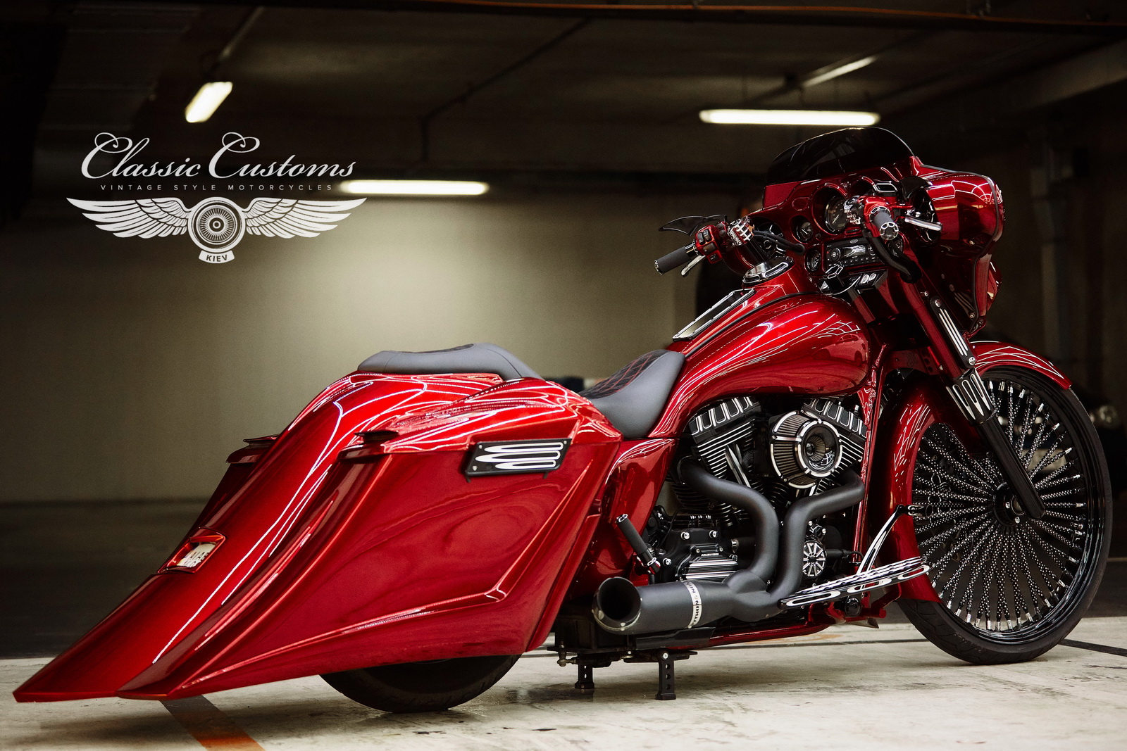 HD Electra Glide BAGGER