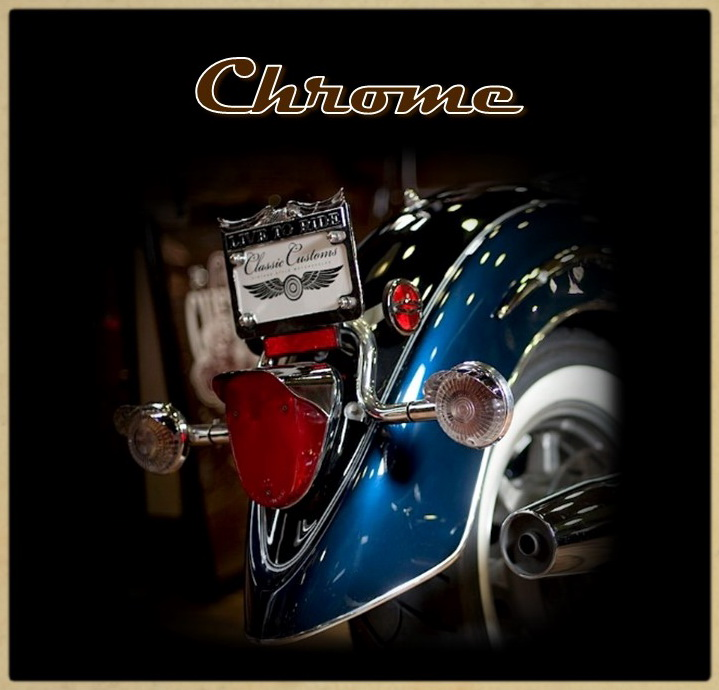 7.01 Хром-аксессуары для Yamaha