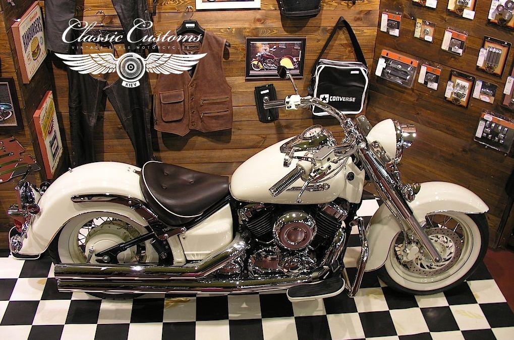 Yamaha Drag Star 650 De Luxe