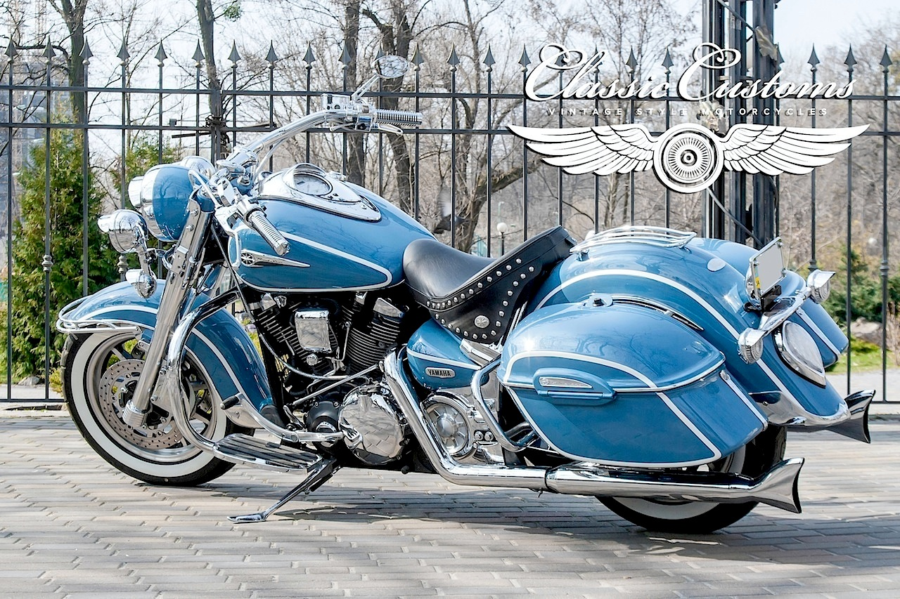 Yamaha Road Star 1700 De Ville