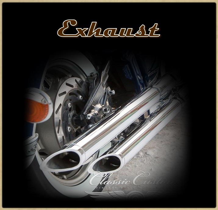 7.04 Выхлопные системы для Yamaha
