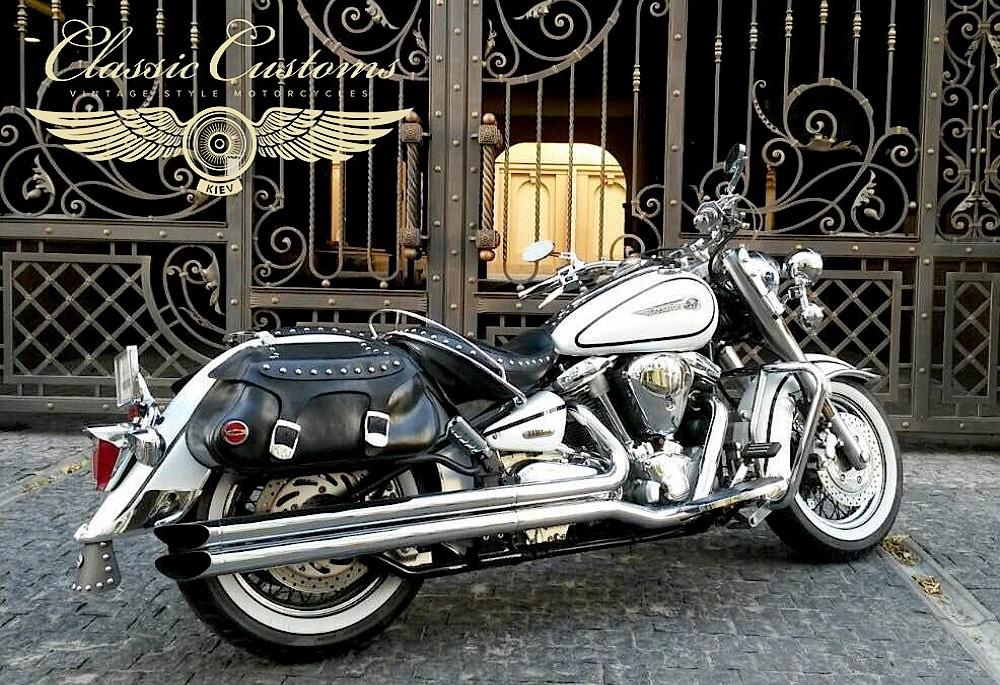 Yamaha Road Star 1600 Hermes