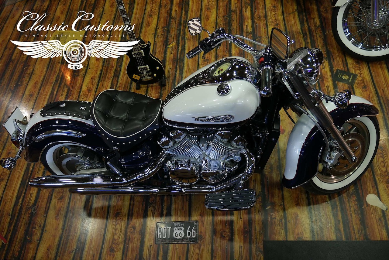 Yamaha Royal Star 1998