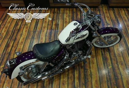 Honda Shadow 1100 A.C.E.
