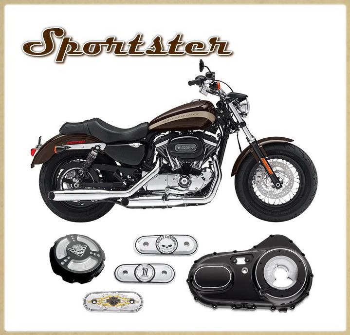Для модельного ряда Sportster
