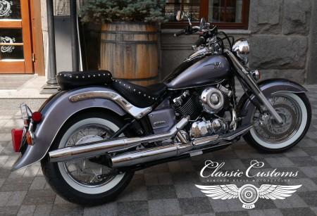 Yamaha V-Star 650 Classic Edition